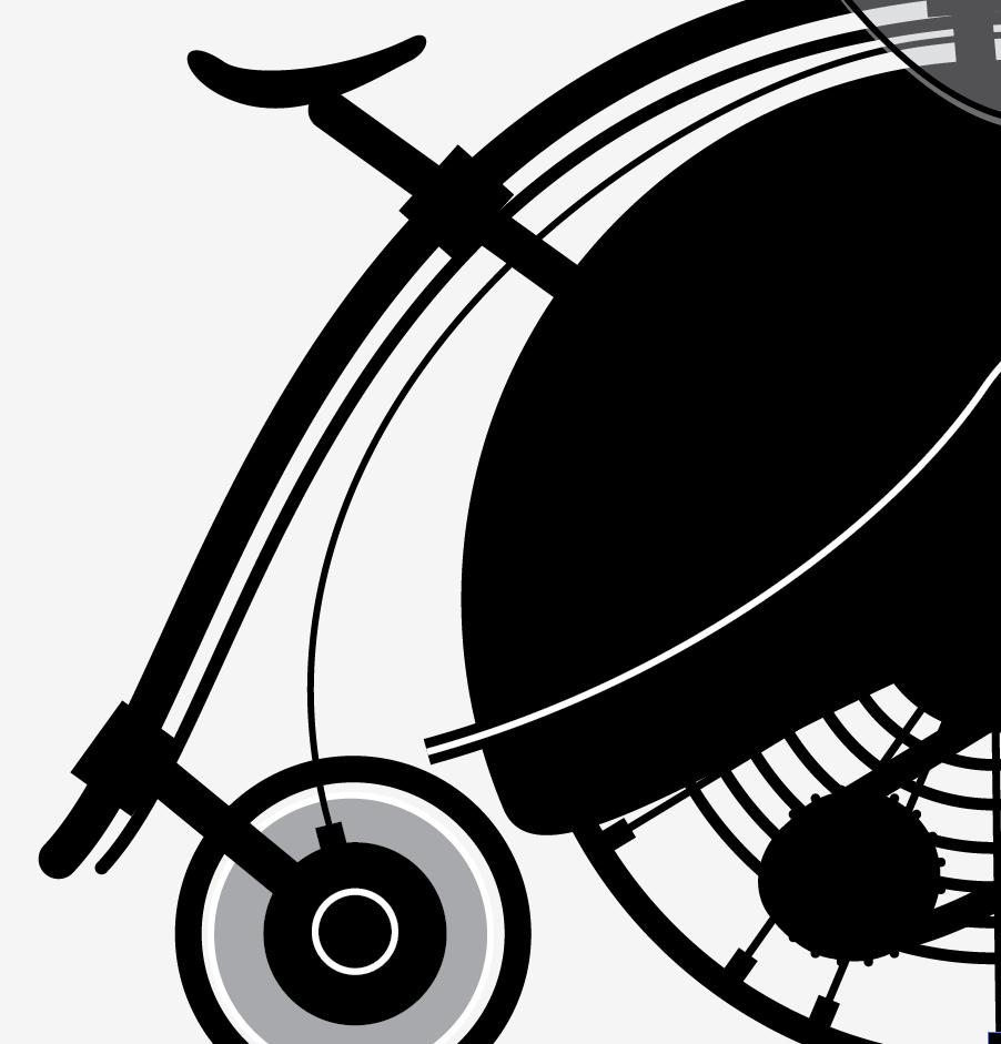 Victorian Fantasy Bicycle Design
